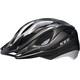 KED Tronus Cykelhjelm sort/sølv